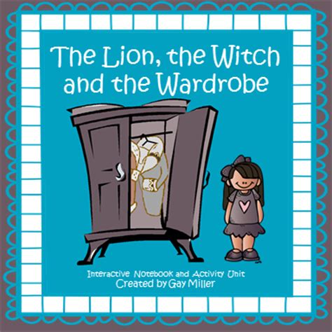 the the witch and the wardrobe activities book