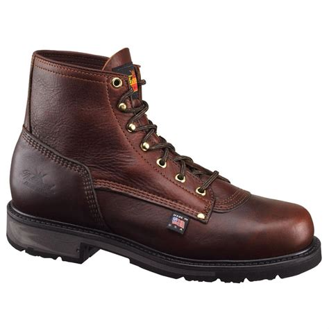 thorogood boots thorogood 174 6 quot american heritage boots 158580 work boots