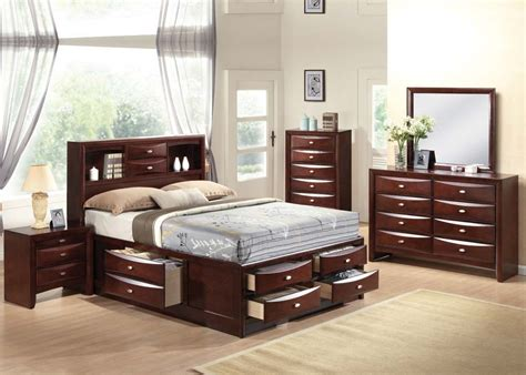 Acme Furniture Ireland Storage Bedroom Set Acme Bedroom Furniture