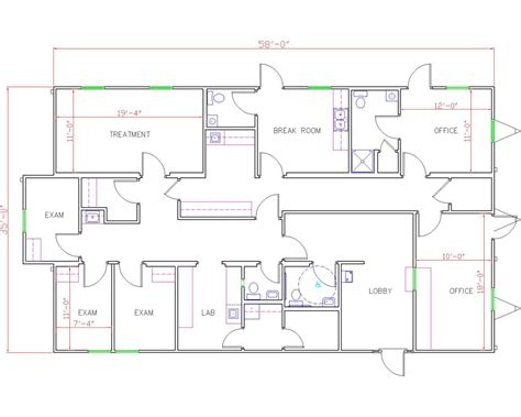 Home Floor Plans Small Modular Buildings And Mobile Offices