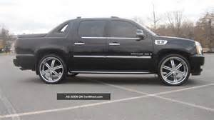 Cadillac Escalade On 26s 2007 Cadillac Escalade Ext Crew Cab 26 Quot Wheels Asanti