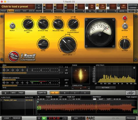T Racks Classic Equalizer by Mastering Tutorial Mastering With Ik Multimedia S T Racks
