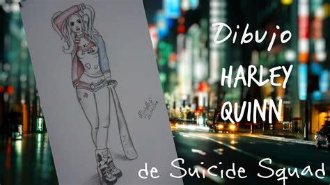 imagenes nuevas de harley quinn dibujo de harley quinn youtube