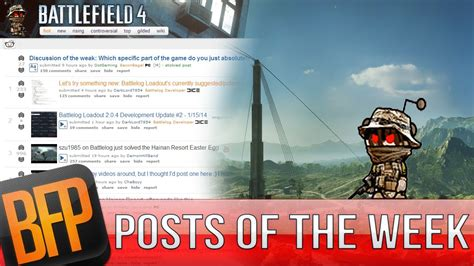 the 15 best subreddits of 2014 by max knoblauch of mashable bf4 subreddit posts of the week ep 4 2014 01 15