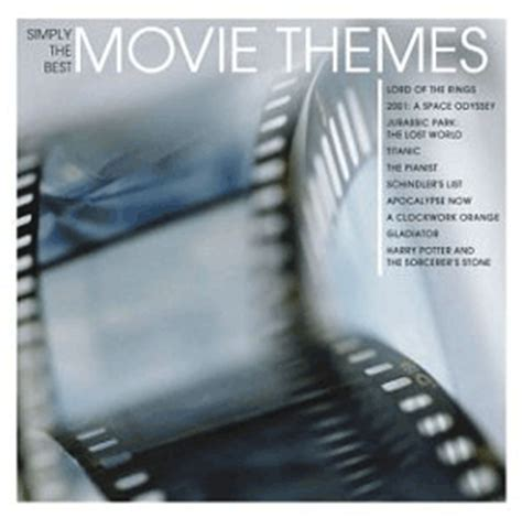 best themes in film simply the best movie themes soundtrack compilation