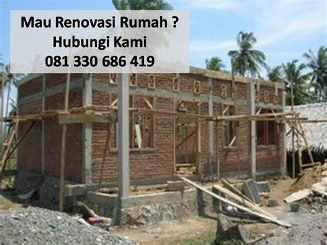membuat rumah holcim cara renovasi rumah dengan biaya murah biaya renovasi