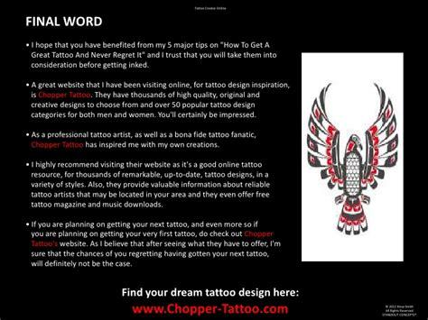 tattoo creator online tattoo creator online