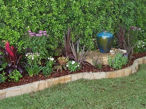 Border Garden Ideas 37 Creative Lawn And Garden Edging Ideas With Images