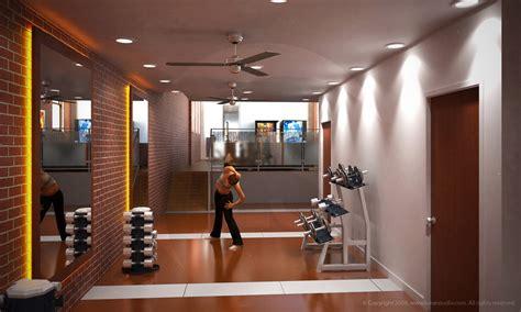 home gym interior design wellness interior design on pinterest gym interior home