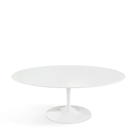 oval sofa table knoll international saarinen oval sofa table by eero