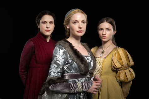 Elizabeth White Series the white princess starz greenlights white sequel canceled tv shows tv series finale