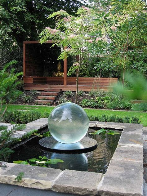 backyard water fountain 30 beautiful backyard ponds and water garden ideas