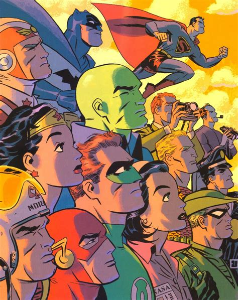 dc the new frontier meet darwyn cooke speakonitcomics