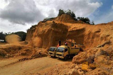 Ribuan Gunung Ribuan Alat Batu tanah timbunan dan batu gunung makassar jualo