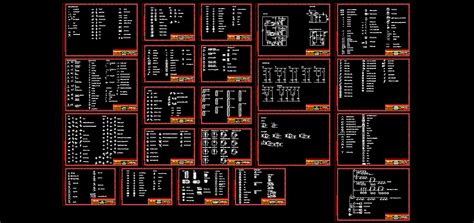 electrical wiring diagram symbols autocad wiring diagram