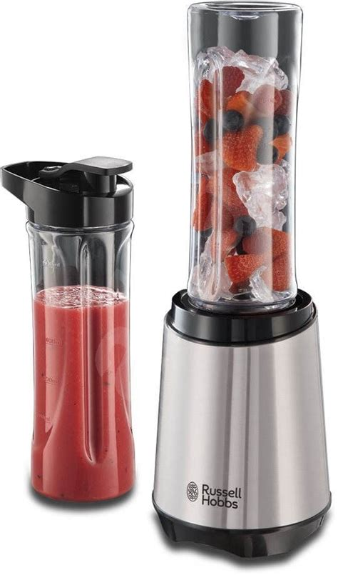 Kris Mini Blender 600ml hobbs 23470 56 rh mix go steel countertop blender alzashop