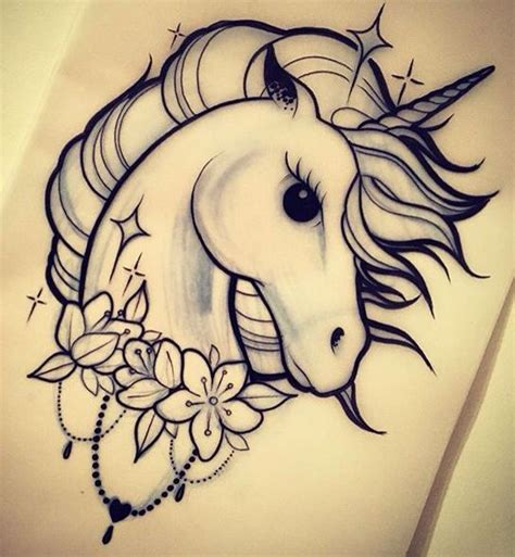 unicorn tattoos designs best 25 unicorn tattoos ideas on unicorn