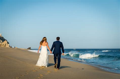 sunset beach destination wedding cabo san lucas a