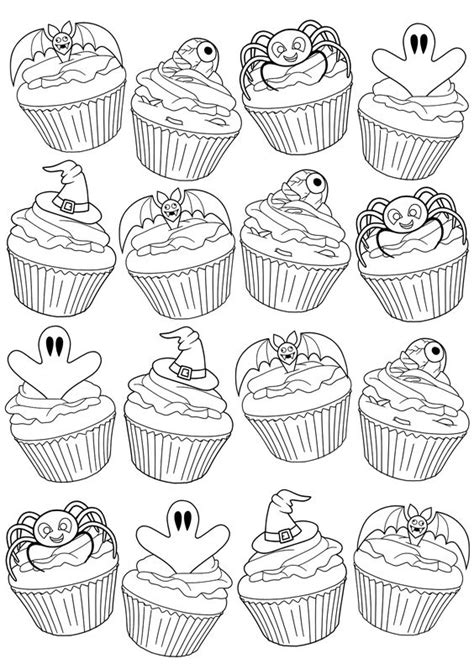 coloring pages for adults cupcakes coloring coloring books and coloring book pages on