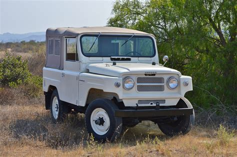 1965 nissan patrol 1965 nissan patrol for sale on bat auctions closed on