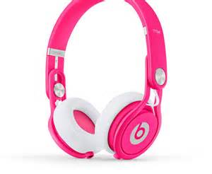 Pink Cost Beats By Dr Dre Neon Mixr Headphones Nitrolicious