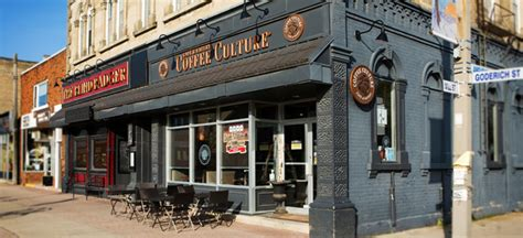 Union Burger Port Elgin 205 Goderich St Menu Prices | coffee culture cafe and eatery
