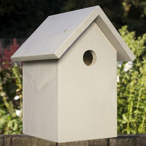 handmade wooden bird box by wudwerx notonthehighstreet com