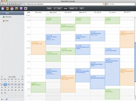 calendar design software for mac the mobileme changeover everything you need to know ars