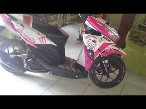 vario 150 by kaisar stiker decal vario 150