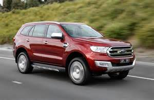 new cars ford new car review 2016 ford everest