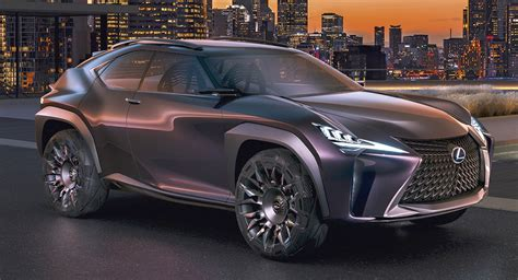 new lexus suv lexus ux concept previewing a new compact suv