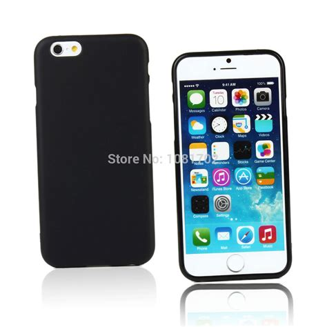 Diskon A Iphone 6 Plus 5 5 Soft Jelly for apple iphone 6 plus 5 5 quot soft matte tpu back