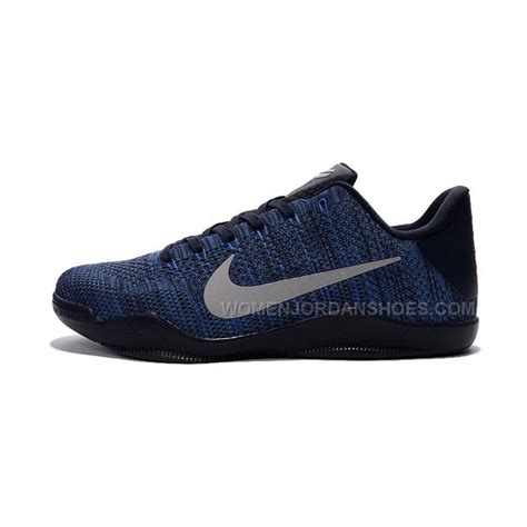 basket shoes for nike 11 flyknit blue basketball shoes for sale price
