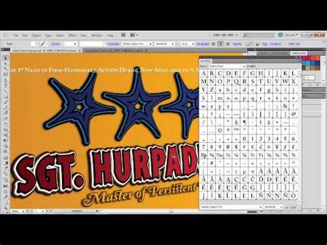 adobe illustrator cs6 glyphs how to study adobe illustrator cs6 1811 small caps and the