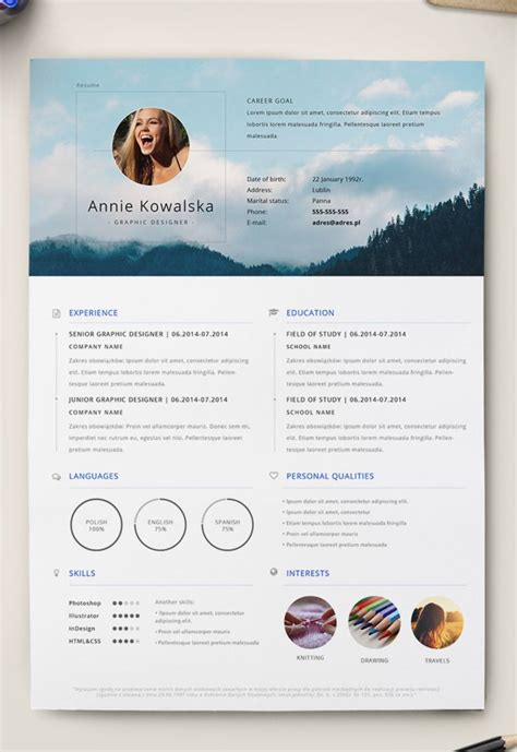 it resume template optimizing your resume for search