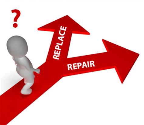 repair, upgrade or replace? user 2 computers edinburgh