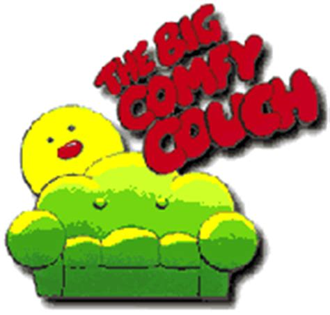 comfy couch cartoon krazy s big comfy couch pictures page