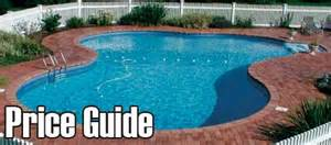 inground pool liner prices joy studio design gallery best design