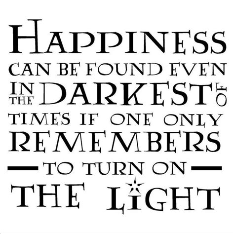 harry potter light times happiness quote happiness happiness quotes