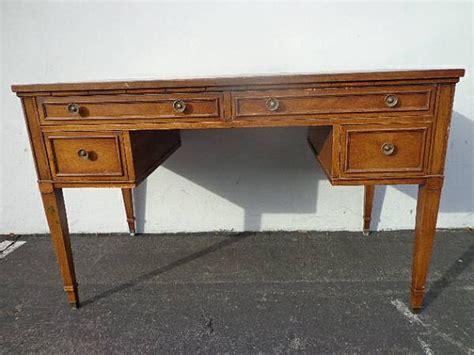 Vintage Drexel Desk by Vintage Writing Desk Drexel Vintage Regency Mid Century