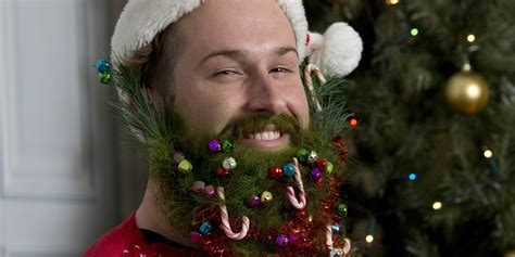 You Can Now Decorate Your Hipster Beard For Christmas | aibu to wonder why in god s name anyone would want to be a