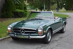 1970s Mercedes 1970 Mercedes 280sl For Sale 49 500 1465114