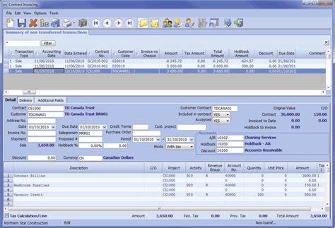 Service Contractor Management Software App Maestro Microsoft Access Erp Template
