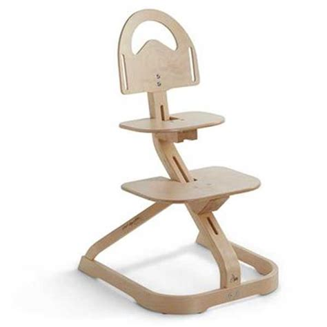 Svan High Chair by Signet Essential High Chair Svan