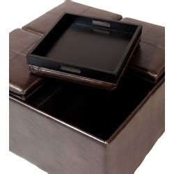 overstock ottoman coffee table 1000 ideas about storage ottoman coffee table on