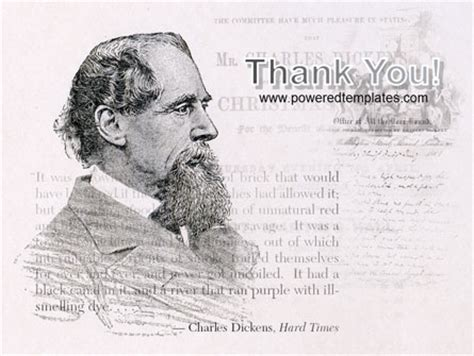 biography charles dickens ppt charles dickens powerpoint template backgrounds 04998