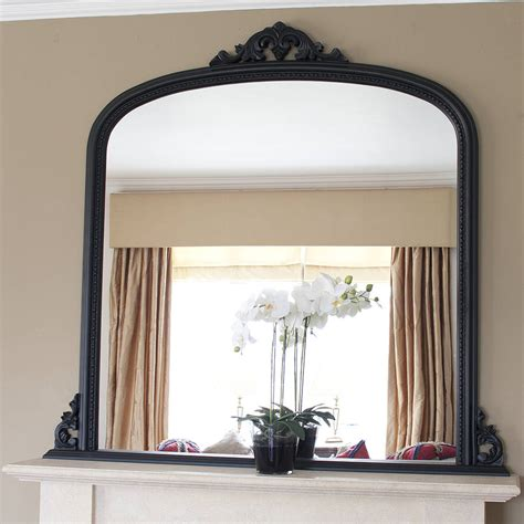 Decorative Mirrors For Above Fireplace by Decoration Decorate Fireplace Using Wall Mirror Ideas