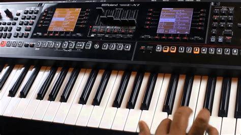 Keyboard Roland Ea7 những ưu điểm vượt trội của đ 224 n organ roland