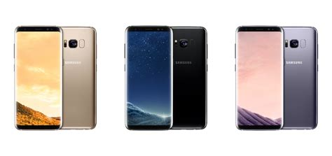 Samsung S8 Black Gold Orchid Grey samsung galaxy s8 and s8 available for pre order in malaysia now winniekepala