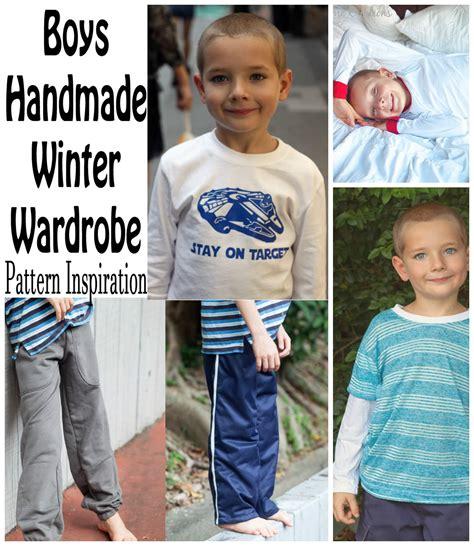 Handmade Boys Clothes - handmade boys clothes winter free silhouette file